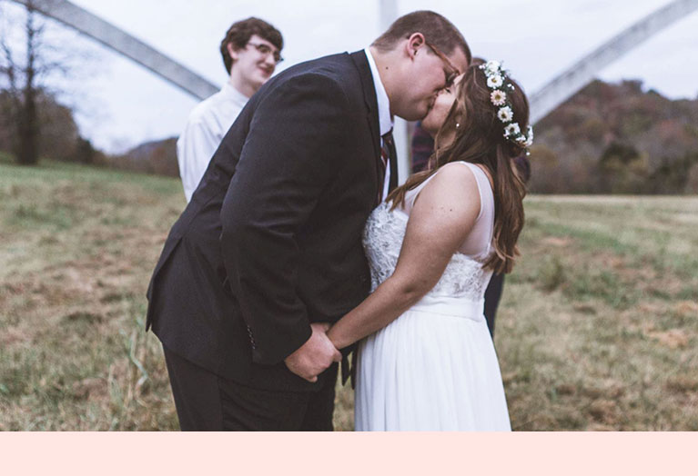 Romantic Elopement in Tennessee