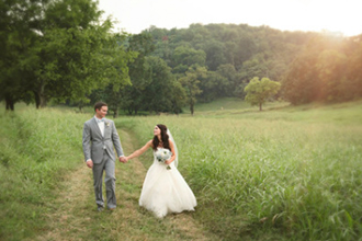 Fall Country Wedding in Tennessee