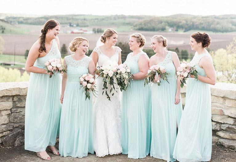 9258f9fae95 Real Bridesmaids Dresses