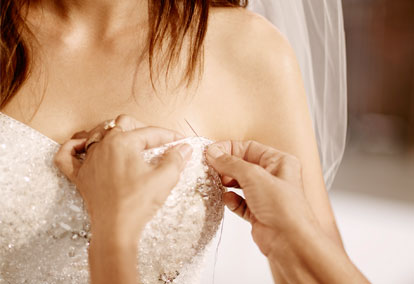 Wedding Dress Alterations 101 Guide