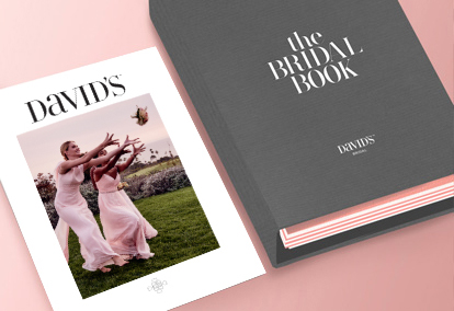 David's Bridal Magazines & Look Books