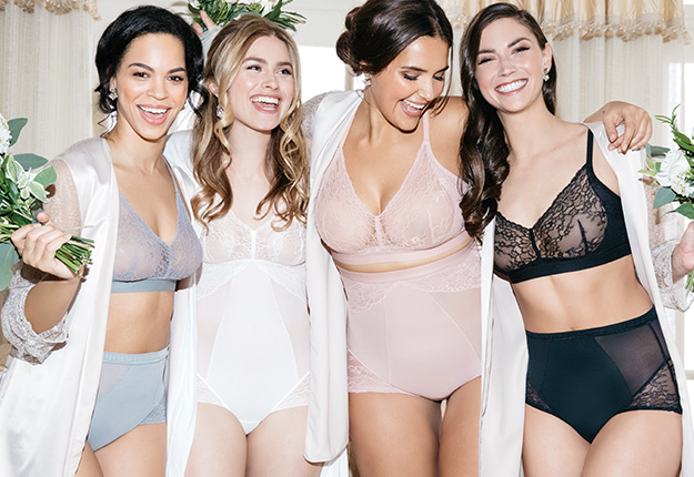 Spanx Bridal Shapewear Guide