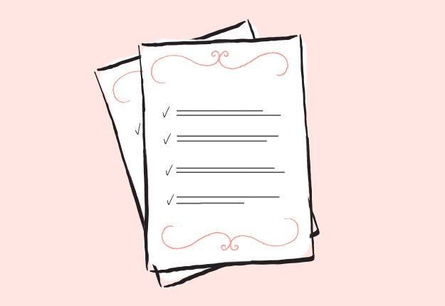 Ultimate Wedding Checklist | Explore