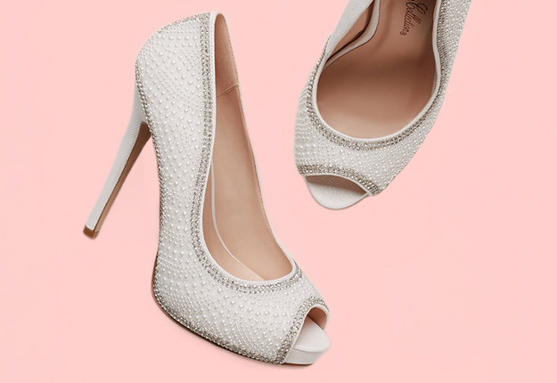 Comfortable Wedding Shoes | David\'s Bridal