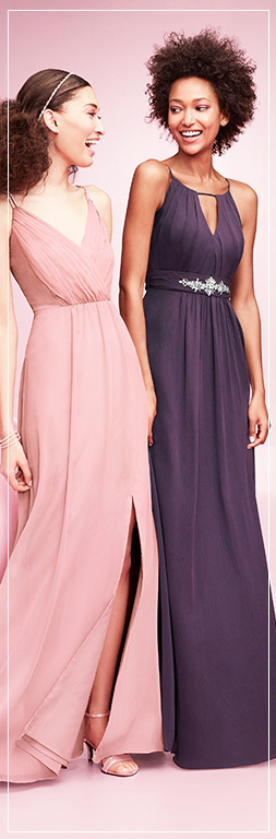 Purple Bridesmaid Dresses Diffe Styles