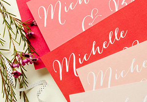 Wedding Invitations by David's Bridal