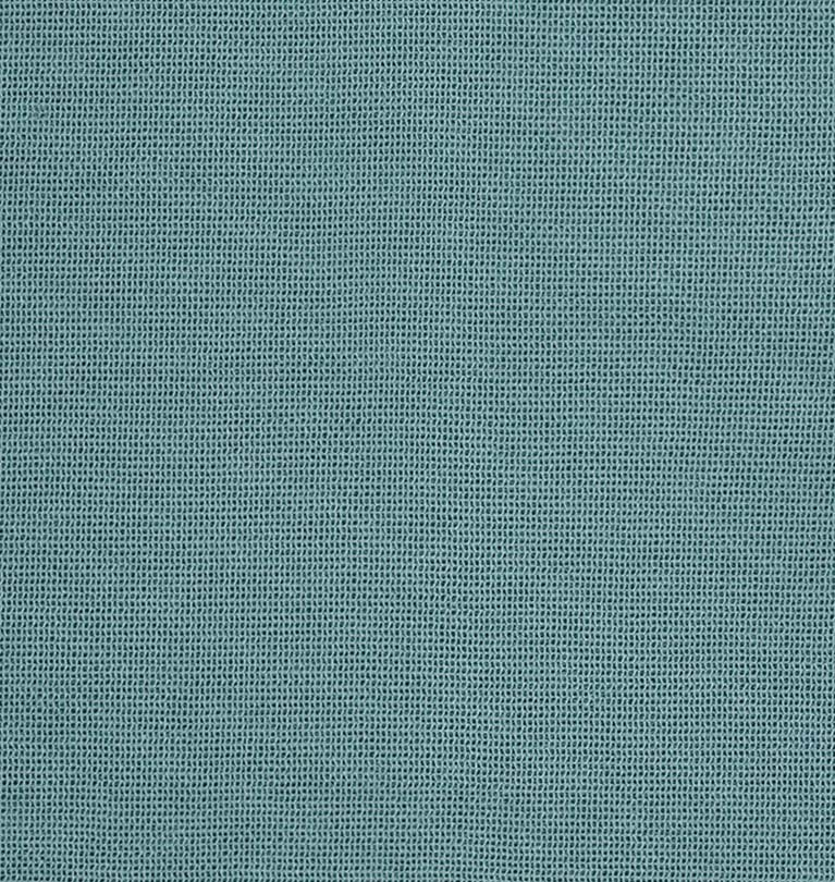 teal blue mesh colored dress swatch
