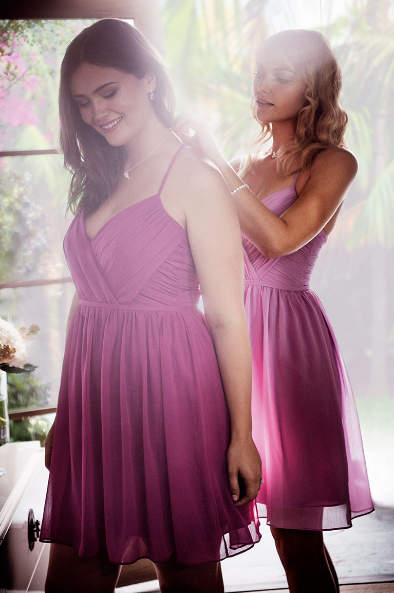Summer Bridal Party Colors