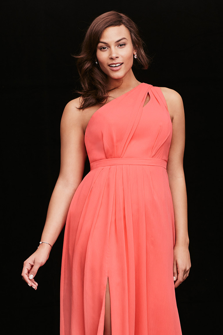 Pink Bridesmaid Dresses for Summer Wedding