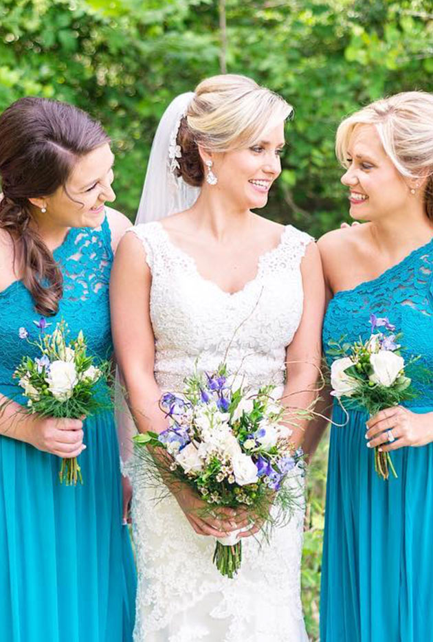 Wedding Color Ideas For Spring