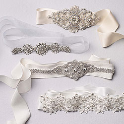 Belts for Wedding Dresses David's Bridal