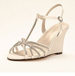 Shoe Style CALLIEWHITE by David's Bridal