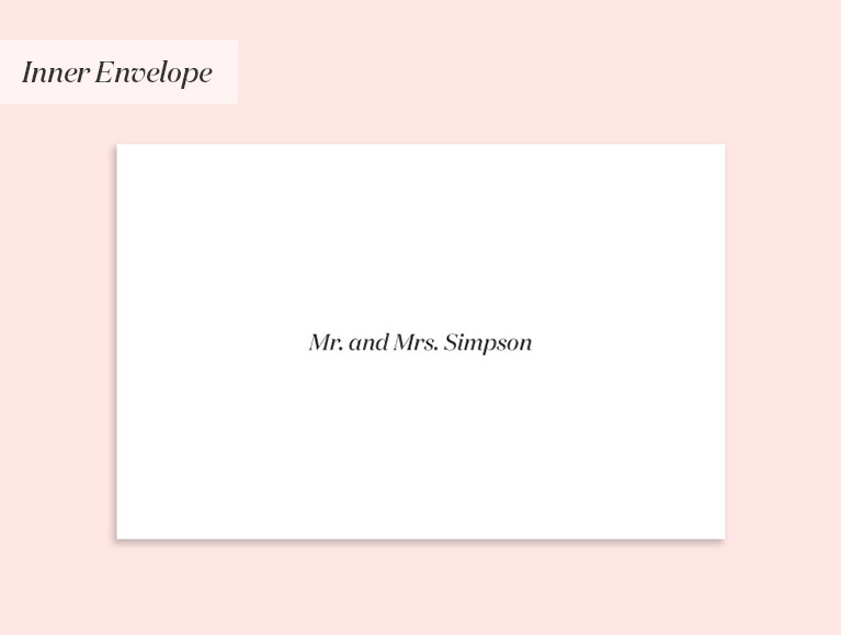 Mr. and Mrs. Simpson