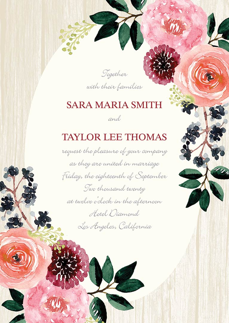Davids Bridal Wedding Invitations 026 - Davids Bridal Wedding Invitations