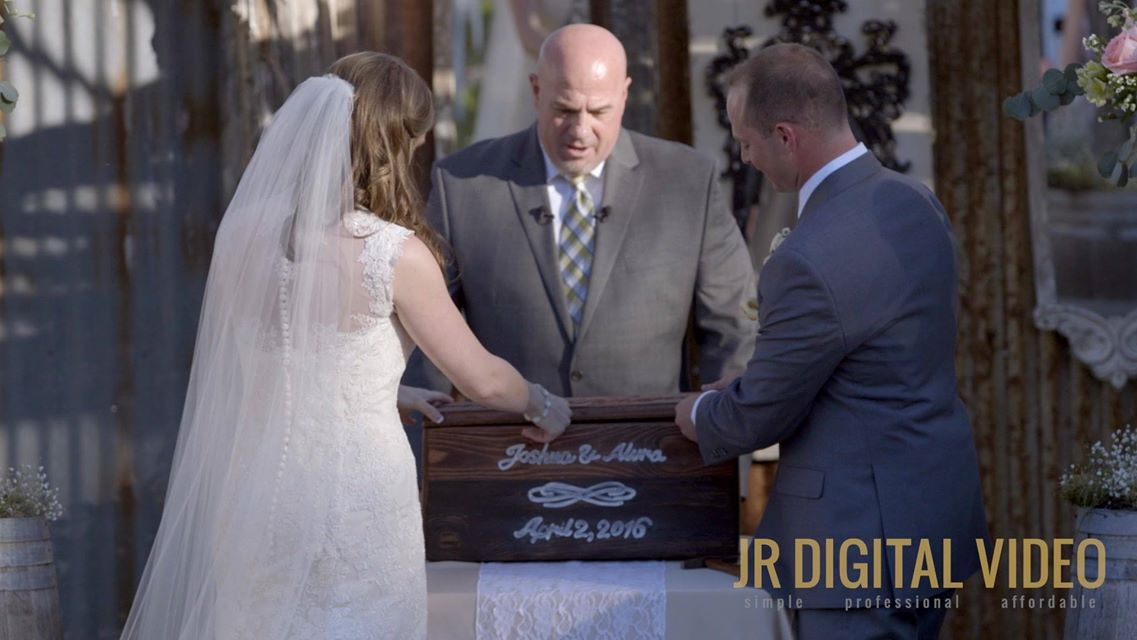 Alura & Joshua Wedding Video