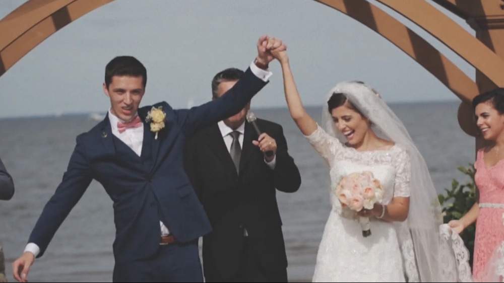 Rebecca & Thiago Wedding Video
