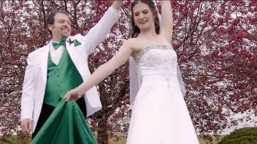 Ashley & Jeff Wedding Video