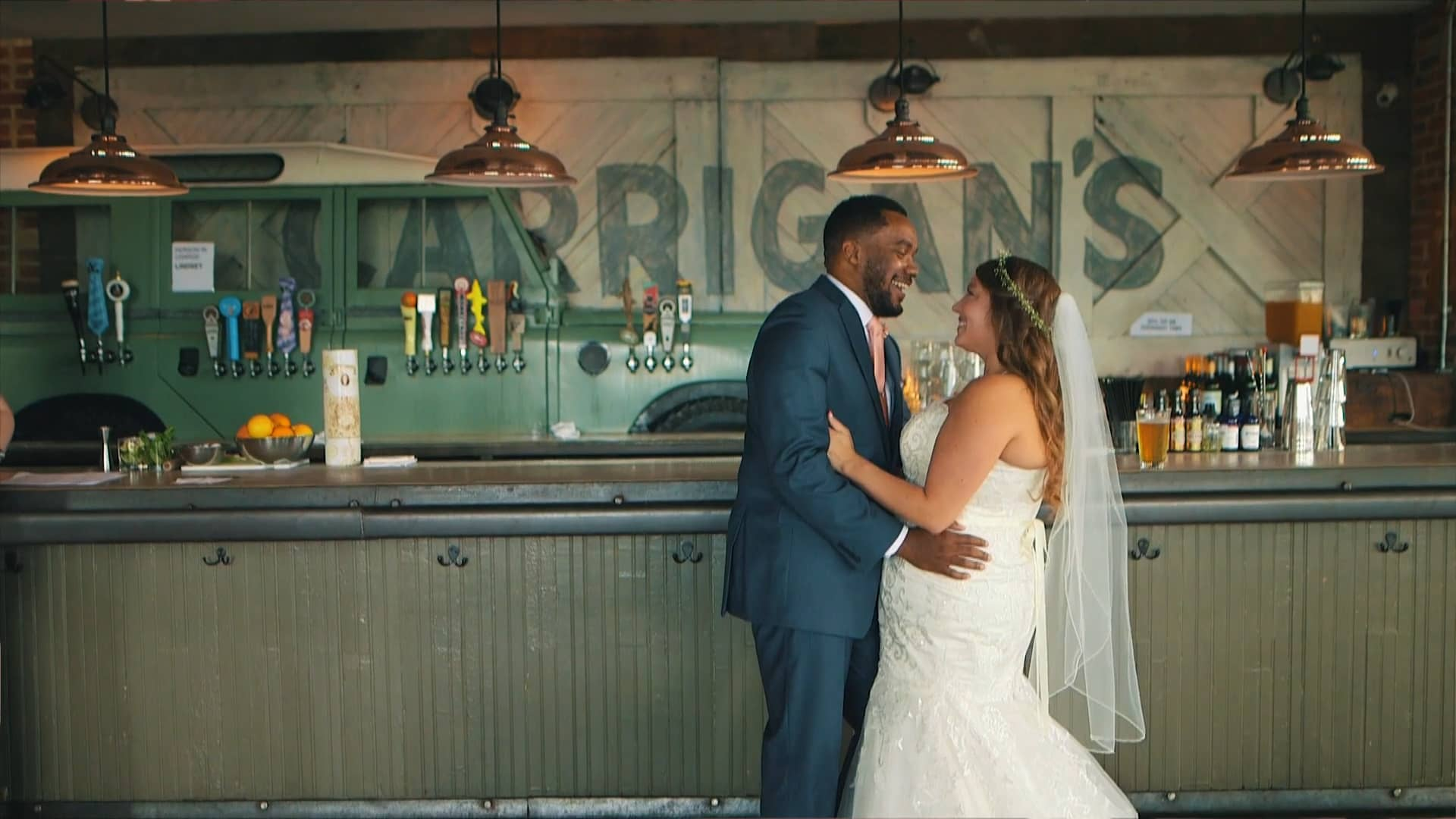 Trenton & Michele Wedding Video