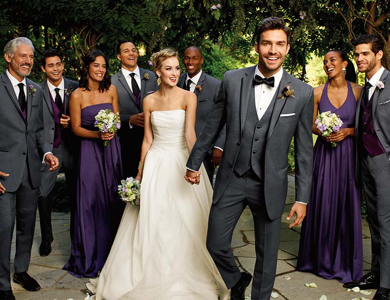 Color Me Happy | Men's Wearhouse | David's Bridal