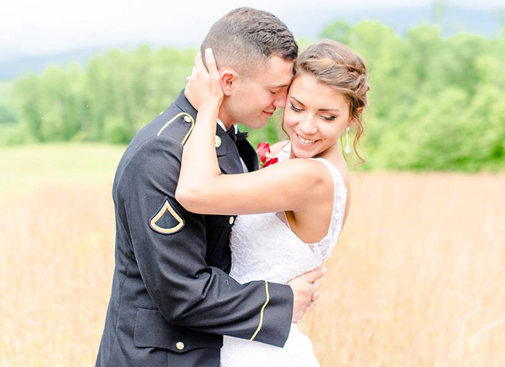 Military Discount at David's Bridal