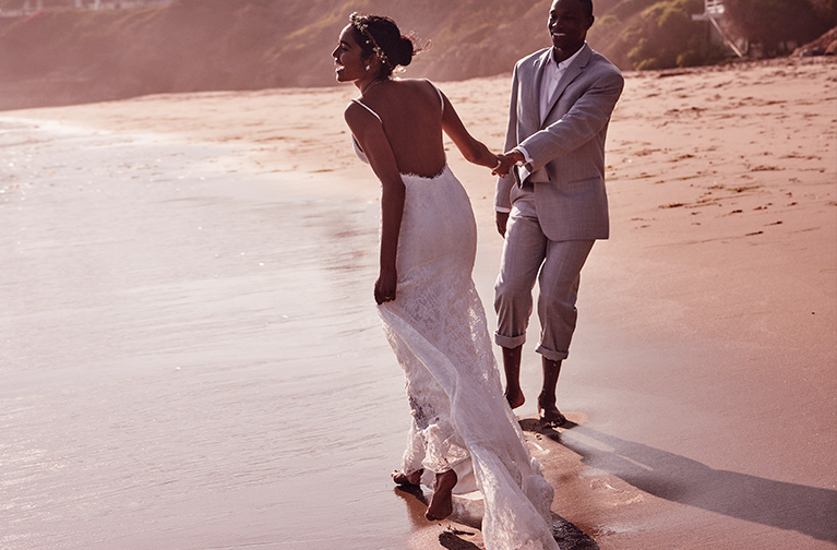 Beach Wedding Ideas | David's Bridal