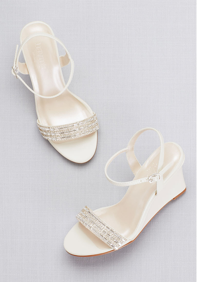 Comfortable Wedding Shoes | David's Bridal