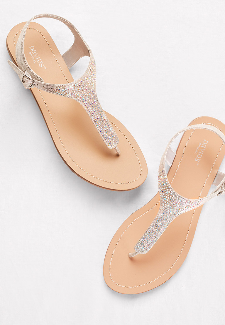 Honeymoon Shoes | David's Bridal