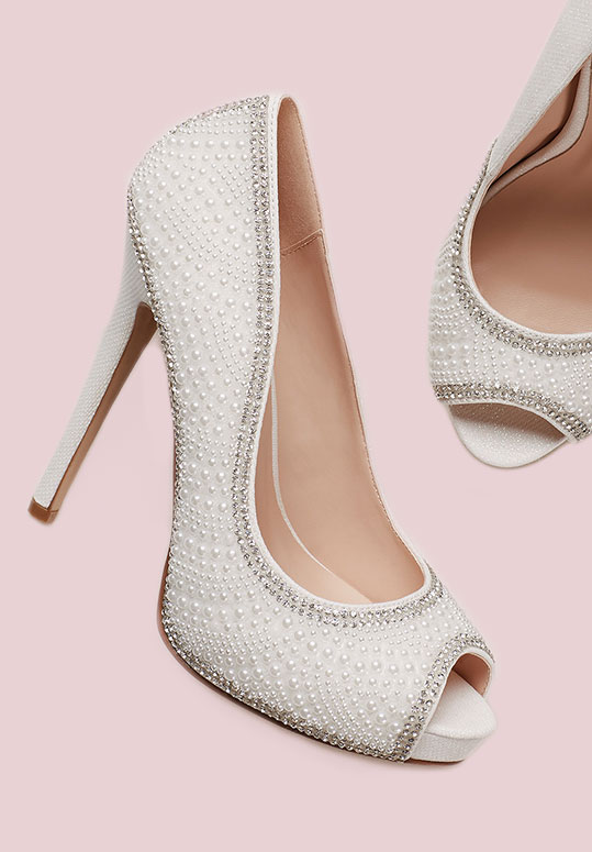 wedding shoe ideas for the bride