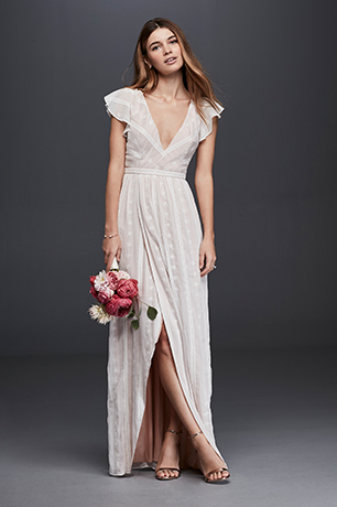 Casual Wedding Dresses | David's Bridal