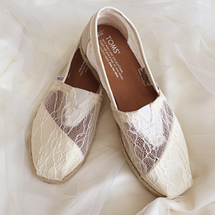 Shoes for a Casual Wedding | David's Bridal