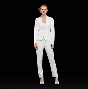 Pantsuits for a Modern Wedding | David's Bridal