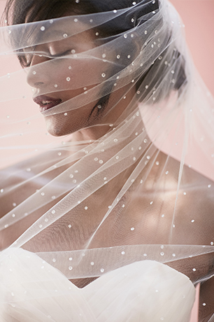 Vintage-Inspired Veils | David's Bridal
