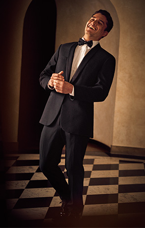 Joseph Abboud Tuxedos at Men's Wearhouse by David's Bridal