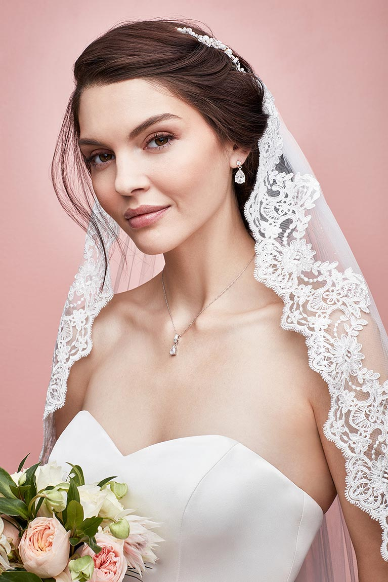 Ideas For Wedding Hairstyles David S Bridal