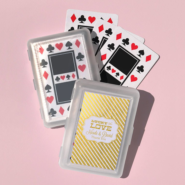Personalized Deck of Cards