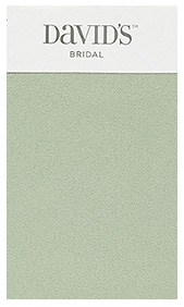 Sage green fabric swatch
