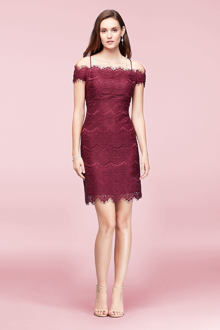What to Wear to a Fall Wedding | David\'s Bridal