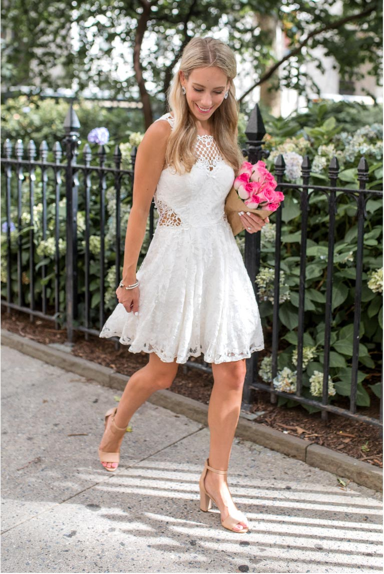 What To Wear To Your Shower Bachelorette Rehearsal