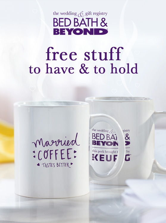 Bedbathandbeyond Wedding Registry.Bed Bath Beyond Free Stuff David S Bridal