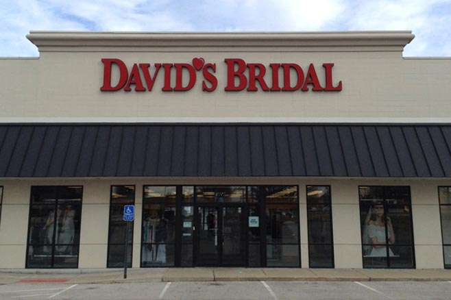 Wedding Dresses In St Peters Mo David S Bridal Store 142