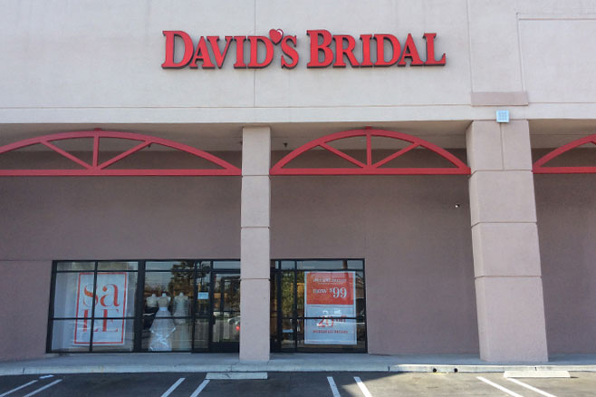 David's Bridal Brea, CA