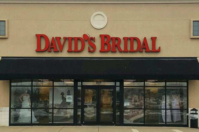 David's Bridal Warren, OH