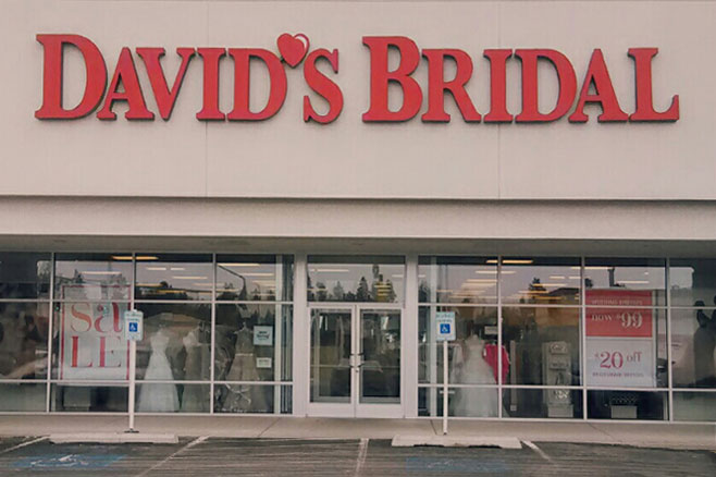 David's Bridal Spokane, WA