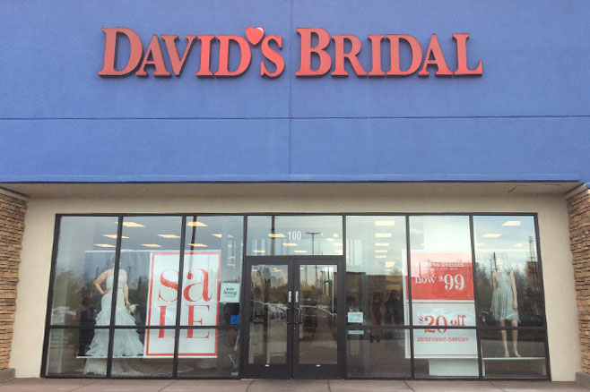 David's Bridal Roseville, CA