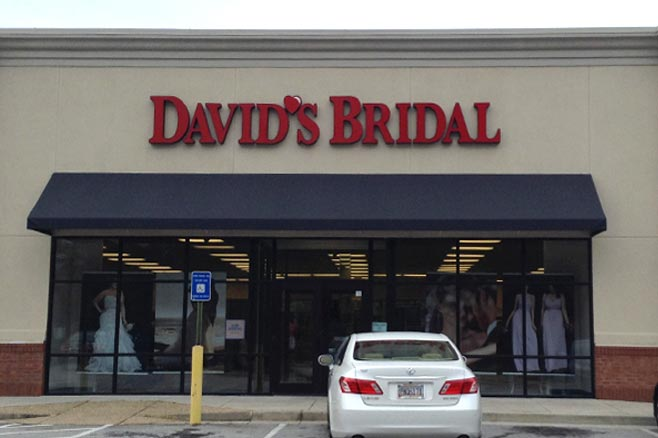 David's Bridal Macon, GA