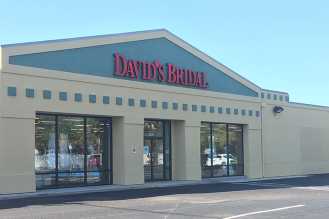 Wedding dresses in tampa fl david 39 s bridal store 19 for Wedding dress shops in tampa fl
