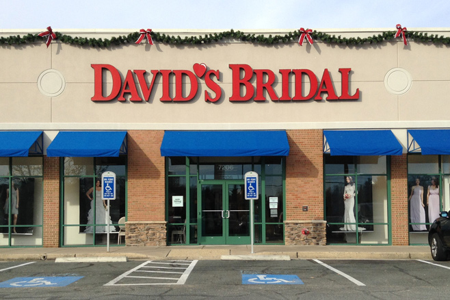 David's Bridal Springfield, VA