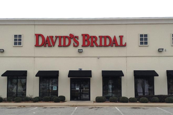 David's Bridal Ft. Worth, TX