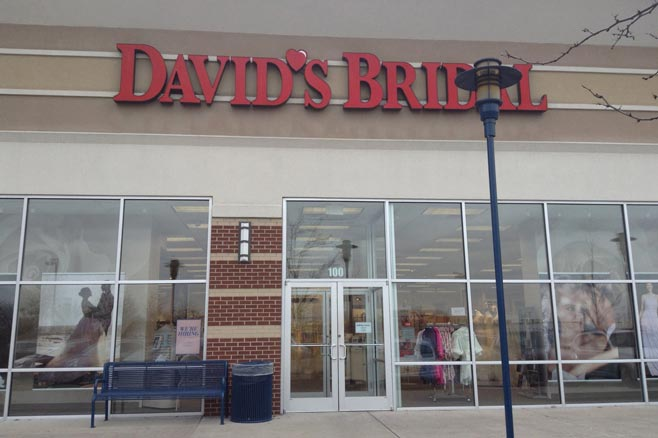 David's Bridal Clarksville, IN