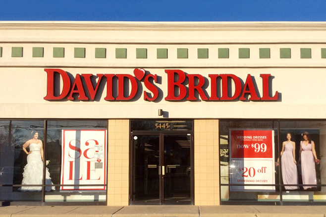Wedding Dresses In Lyndhurst Oh David 39 S Bridal Store 27